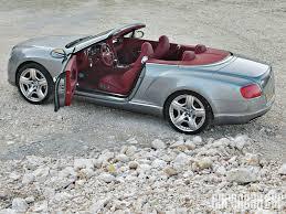 bentley gtc coupe 2012 bentley continental gtc european car magazine