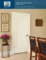 jeld wen craftsman smooth 3 panel primed molded prehung jeld wen interior doors by meek s lumber hardware issuu