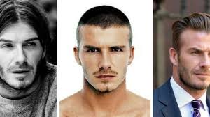hairstyles through the years a look back at david beckham s hairstyles over the years expert