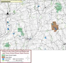Texas State Parks Map by Catskill Mountain Club U0027s Catskill Region State Land Maps