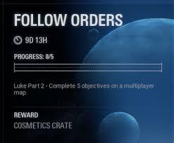 Challenge Is It The New Luke Challenge Is Here Starwarsbattlefront