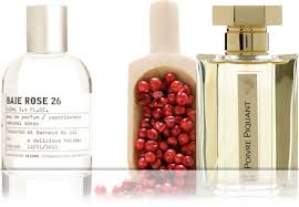 pink pepper perfume ingredient pink pepper fragrance and