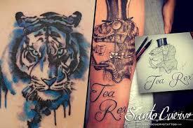 1hr tattoo session u0026 consultation santo cuervo tattoo hackney
