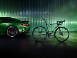 lamborghini bicycle there u0027s now a bike to go with your mercedes amg gt r autoguide
