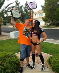 Bella Halloween Costume Brittnisacco Boyfriend John Cena Nikki Bella
