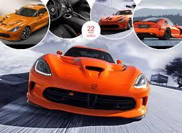 Dodge Viper Orange - 2014 srt viper ta time attack caricos com