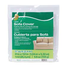 Clear Plastic Patio Furniture Covers - furnitture u0026 mattress covers duck brand