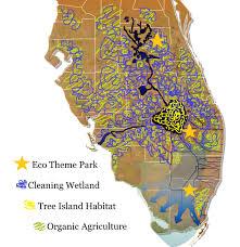 Map Of Stuart Florida by J E S S E Social Sculpture Activist Art