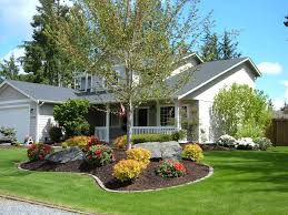 what u0027s the roi on diy front yards yards and landscaping