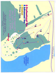 Tennessee State Parks Map by Admiral Farragut Park Professional Disc Golf Association