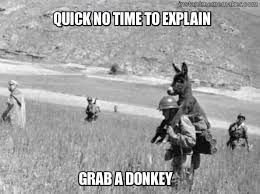 Instant Meme Maker - grab a donkey instant meme maker animal memes pinterest