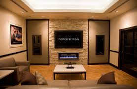 modern living room theater lighting and awesome living room