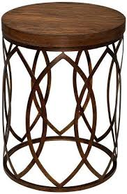 round wood and metal side table 27 best home kitchen tables images on pinterest kitchen desks