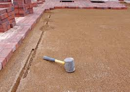 Installing A Patio With Pavers Patio Dining Set On Patio Heater For Inspiration Install Patio