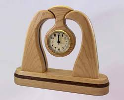 Free Wooden Clock Plans Download by Desk Clock Woodworking Plans Plans Diy Free Download Woodwork