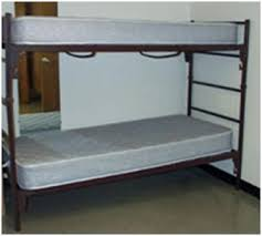 Bed Information Residence Life NDSU - Used metal bunk beds