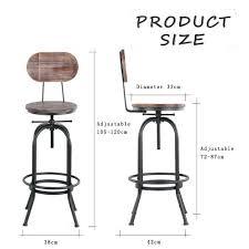 chaise bar industriel intérieur de la maison chaise bar industriel afficher toutes les