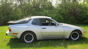 porsche 944 silver porsche 944 coupe 1983 silver for sale wp0aa0941dn458405 1983