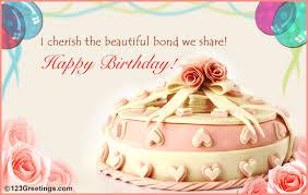 a beautiful birthday wish free ecards 123