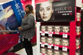 how busy is target on black friday adele keeps breaking records nytimes com