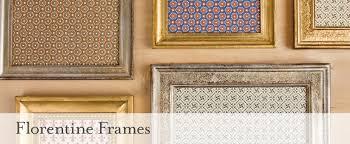 cavallini co florentine frames