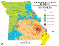 Illinois Tornado Map by The St Francois Mountains Missouri U0027s Hard Rock Core