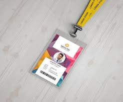 id card graphic design id card by tauhid1989 graphicriver