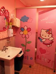 hello kitty bathroom 46 awesome dazzling kids bathroom design