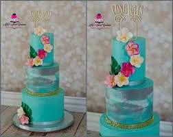 hawaiian themed wedding cakes wedding cakes custom wedding cakes