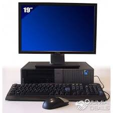 ordinateur complet de bureau ordinateur bureau complet dell i5 yopougon jumia deals