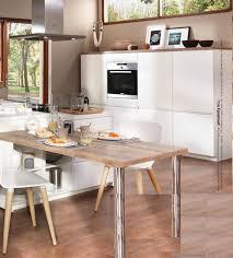 Cuisine Bois Blanchi by Cuisine Bois Et Blanc On Decoration D Interieur Moderne La Cuisine
