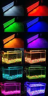 Marine Led Strip Lights Led Strip Lighting Fish Tanks Blue Aquarium Tank Diy Lights For