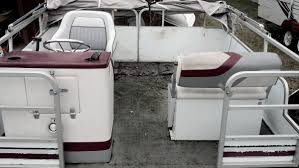 Vinyl Decking For Boats by Replacing Your Pontoon U0027s Floor