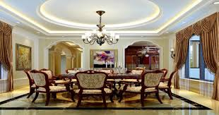 spanish style dining room ceiling lights and arches with dining