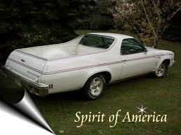 1976 chevy vega the u201cspirit of america u201d chevrolets el camino impala nova and