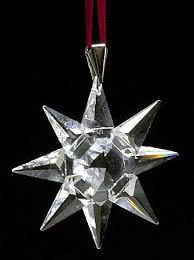 1991 swarovski ornament