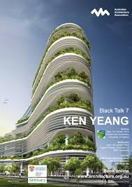 best australian architects ken yeang