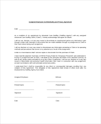 Breach Of Employment Contract Letter Sle hipaa agreement form city espora co