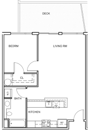 1 Bedroom Condo Floor Plans by Floor Plans Of Squire Park Plaza In Seattle Wa