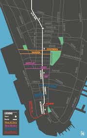 New York Boroughs Map by Td Five Boro Bike Tour Bike New York