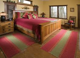 Bedroom With Area Rug How To Use Rugs In The Bedroom