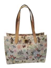 dooney and bourke bag sketch shopper tote