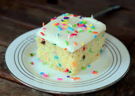 how do you make a cake how to make funfetti cake
