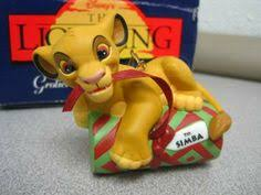 collectible walt disney simba nala the king