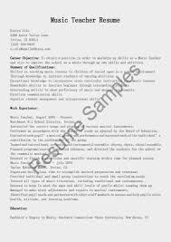 teaching resume examples music resume examples template 550711 music teacher resume examples music teacher resume