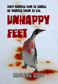 unhappy feet u2022 make my horror movie