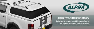 Alpha Canopies by Home Page Ranger