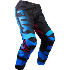 new motocross gear all new fox racing 2015 womens 180 pants blue red wide selection