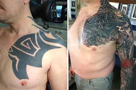 shows his amazing war ii cover up design you