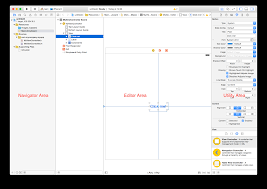 xcode show layout rectangles interface builder basics robovm user guide